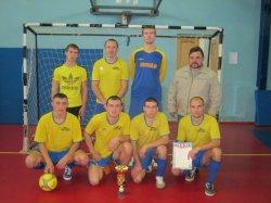 Финал кубка Брянского района по мини-футболу среди сельских поселений