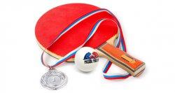 Первенство Брянского района по настольному теннису среди школьников
