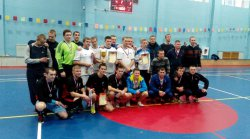 Кубок Брянского района по мини-футболу