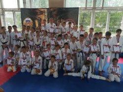 Традиционный майский открытый областной межстилевой турнир по косики каратэ