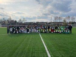 Первенство спортивной школы Брянского района по футболу